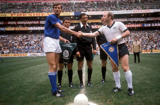 Stem nu op uw beste Italiaanse voetballer aller tijden