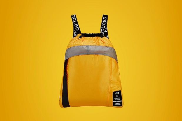Ooit een tent, nu een handtas: The North Face en Raeburn lanceren duurzame tassencollectie