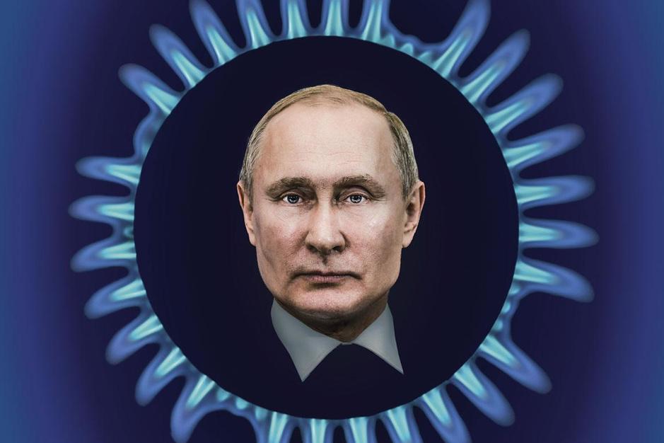 Heeft Poetin ons in zijn greep? Waarom we van het gas af moeten