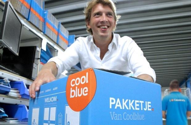 Webwinkel Coolblue opent nieuwe flagshipstore op Louizalaan in Brussel