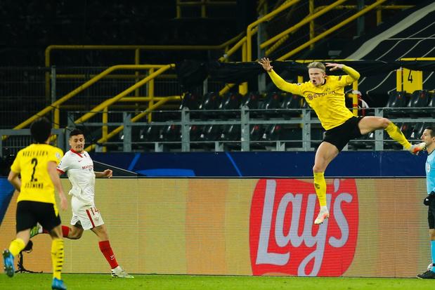Porto en Borussia Dortmund zijn eerste kwartfinalisten Champions League