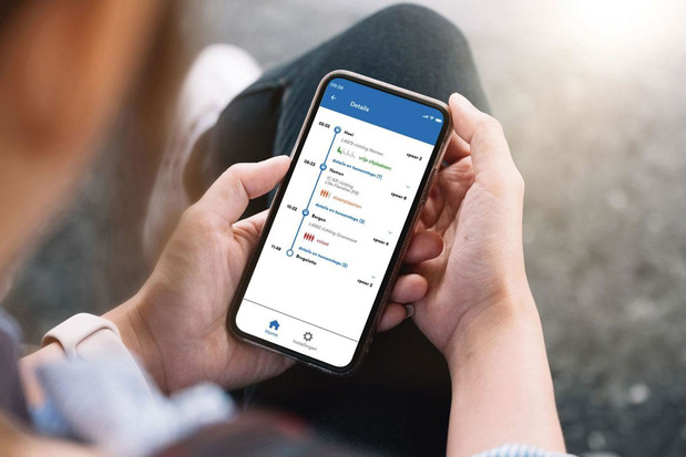 NMBS lanceert nieuwe app dankzij Innovation Lab