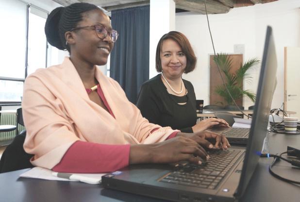 Gents projectbureau helpt nieuwkomers aan een job in webdevelopment