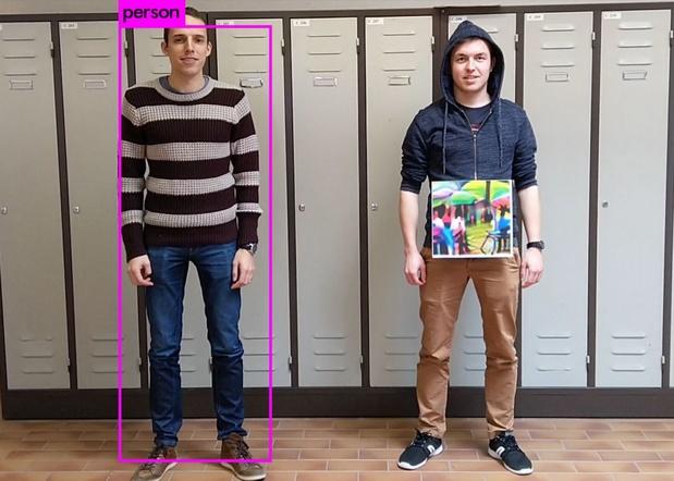 Des chercheurs belges conçoivent un 'modèle d'invisibilité' pour tromper la détection automatique de personnes