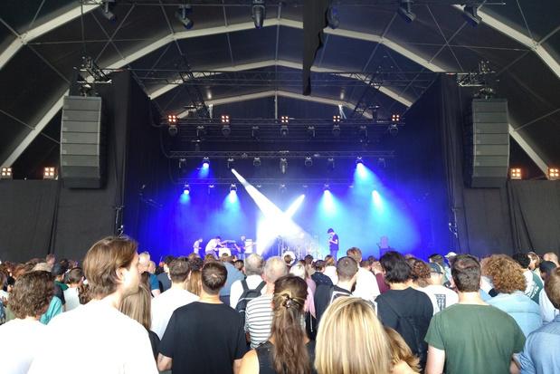 13.500 bezoekers tijdens vier dagen Jazz Middelheim