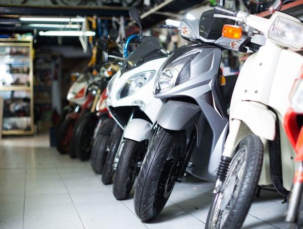 Plus de 60 permis moto délivrés chaque jour, une hausse de 70% en dix ans