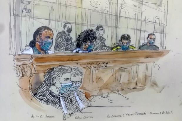 Levenslang geëist voor schutter verijdelde aanslag Thalys