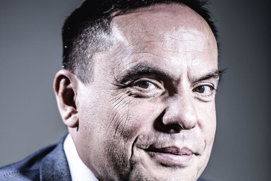 Stijn Bijnens (CEO Cegeka): 'We zijn gedoemd te groeien'
