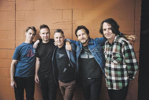 Pearl Jam slipt in stijl(en) op 'Gigaton'