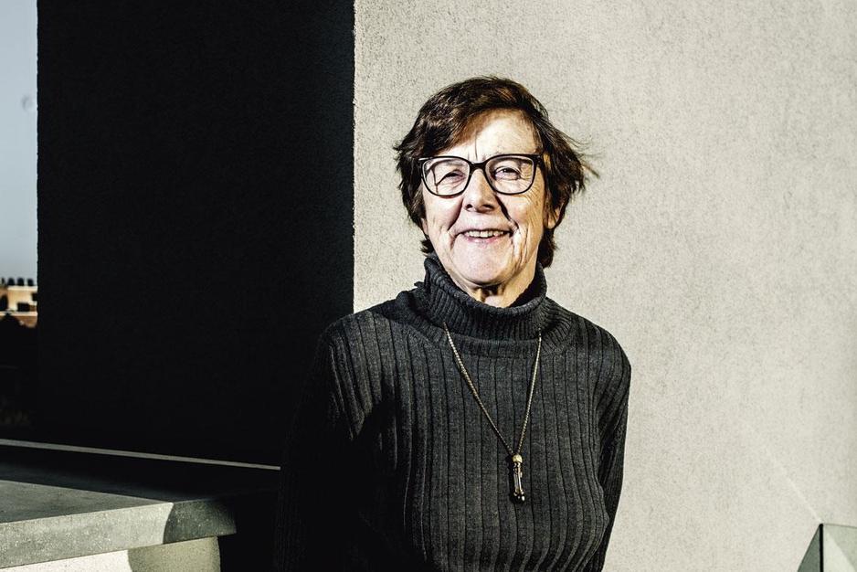 Techinvesteerder Annie Vereecken: 'Werken is geen straf'