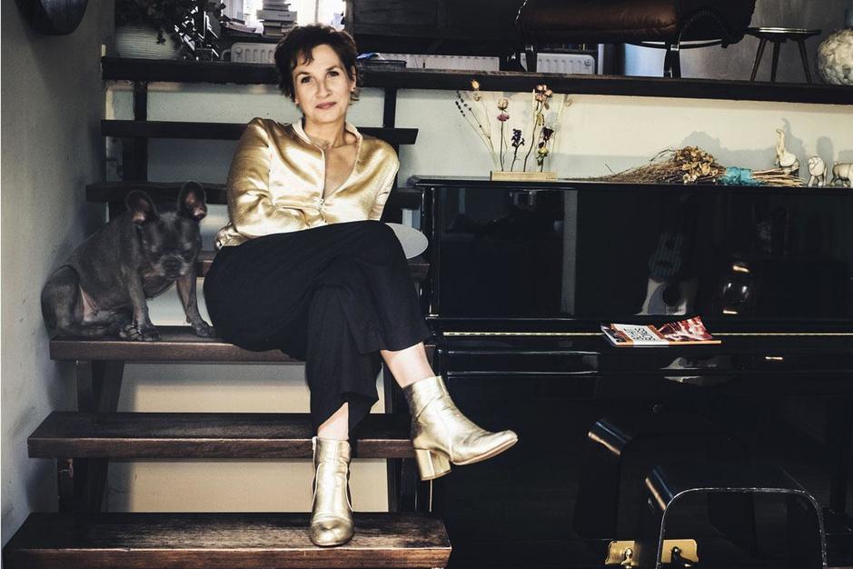 Veerle Dobbelaere, actrice en mental coach: 'Ik heb me lang een open wond gevoeld'