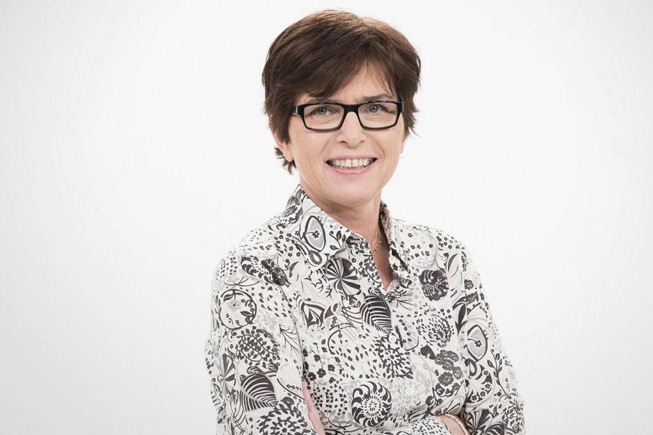 Cécile Gonfroid (RTBF): 'Vrouwen moeten meer in zichzelf geloven en meer durven'
