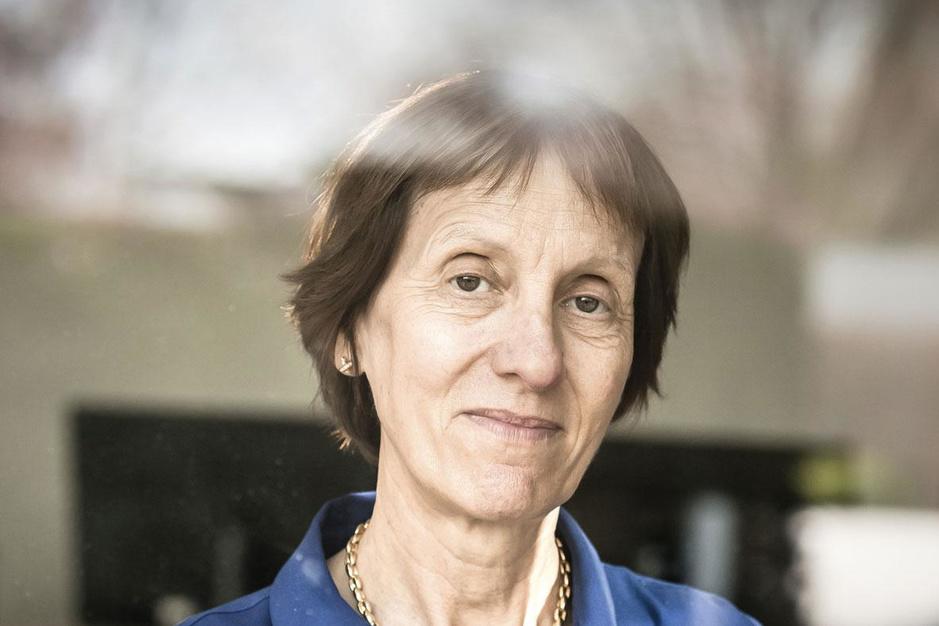 Martine Reynaers over vrouwelijk leiderschap: 'Als je niet op de werkvloer bent, ben je niet zichtbaar'