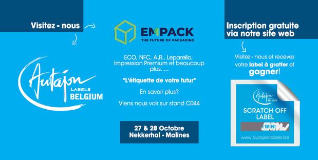 ECO, NFC, A.R., Leparrello, Impression Premium et beaucoup plus....