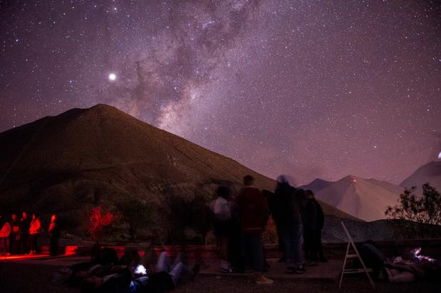 L'astrotourisme en plein boom au Chili, pays des ciels limpides