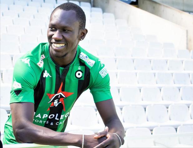Franck Kanouté (Cercle) een eerste keer opgeroepen voor Senegal