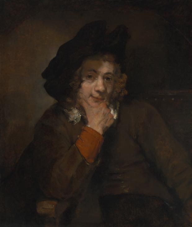 La Haye d'honneur à Rembrandt