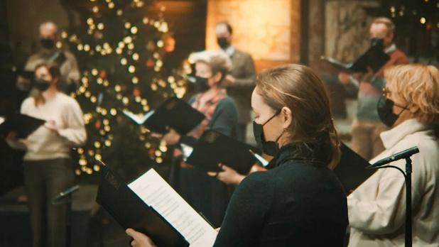Vlaams Radiokoor komt met digitaal kerstconcert tijdens de kerstvakantie