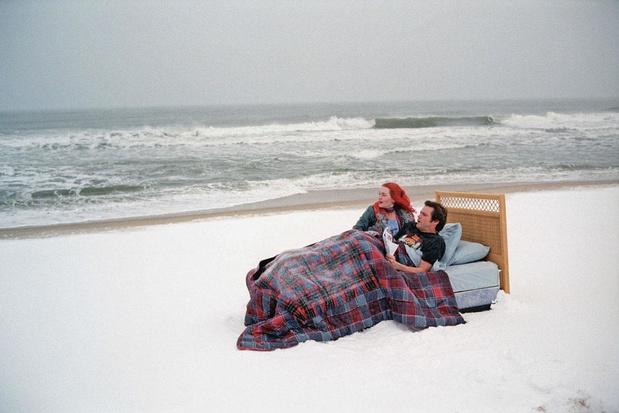 Word zelf eens wakker op het beroemde strand uit 'Eternal Sunshine of the Spotless Mind'
