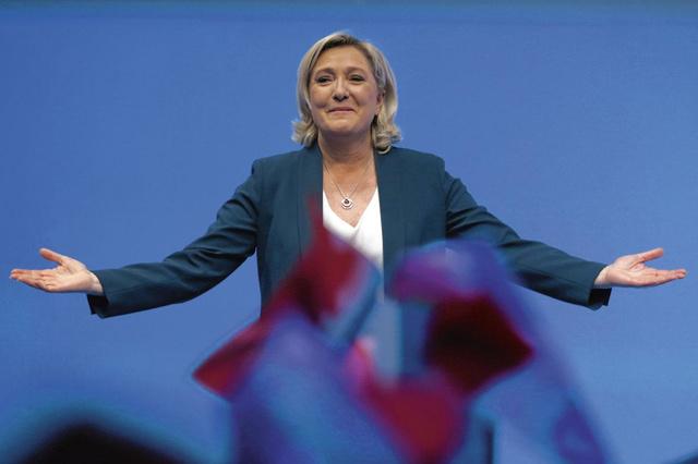 Si Marine Le Pen était Wallonne... (carte blanche)