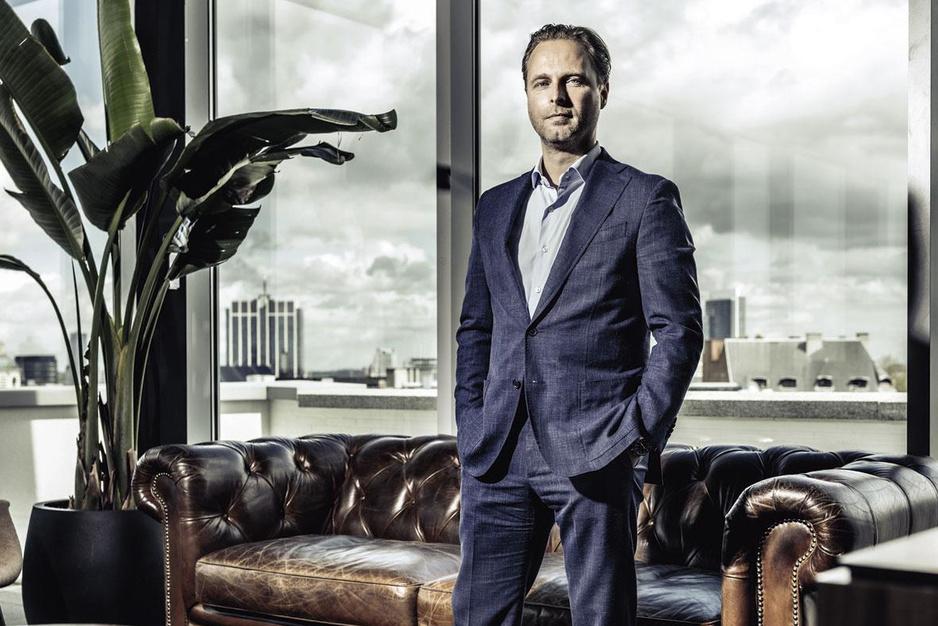 Maxime Kumpen (CEO vastgoedadviseur CBRE): 'E-commerce zal de winkels nooit vervangen'