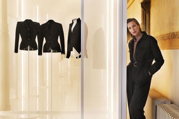 Kristina De Coninck, kunstenares en model: 'Radicale vernieuwers in de mode zijn zeldzaam'