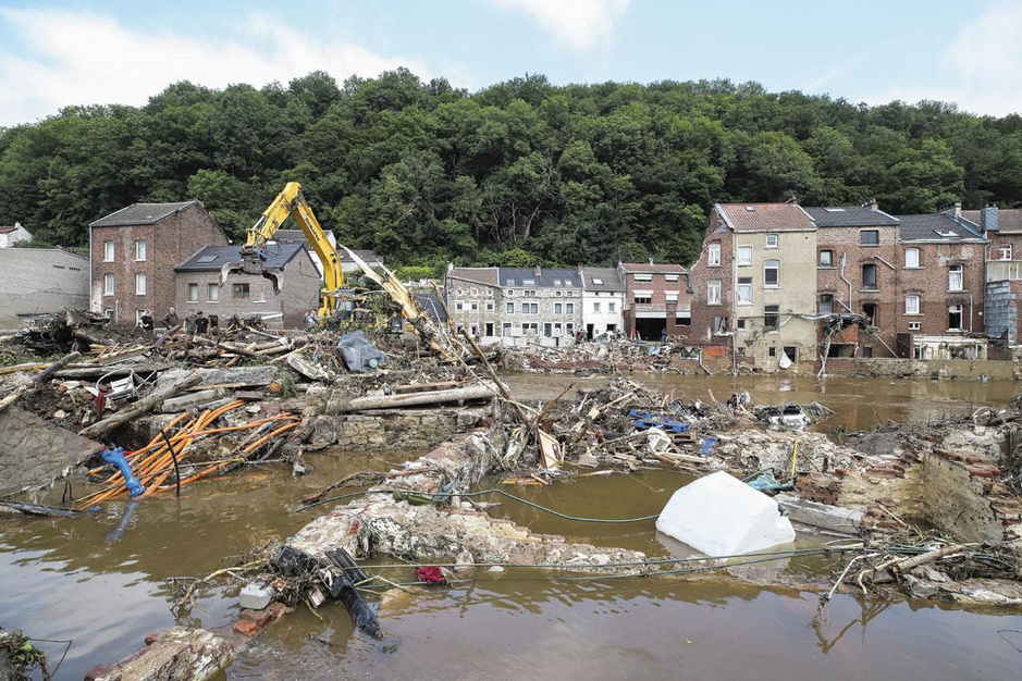 Drie Vlaamse bedrijven helpen waterschade voorkomen