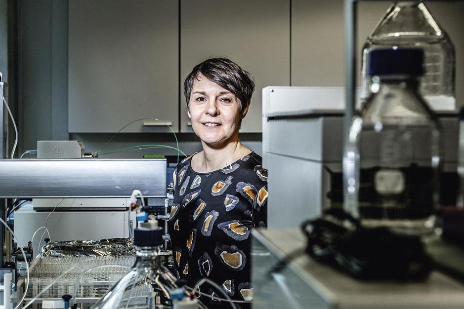 Els Beirnaert (CEO biotechbedrijf Aelin Therapeutics):  'Als wij met ons verhaal komen, luistert iedereen'