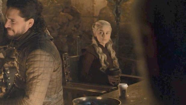 Starbucks, fournisseur officiel des héros de Game of Thrones?