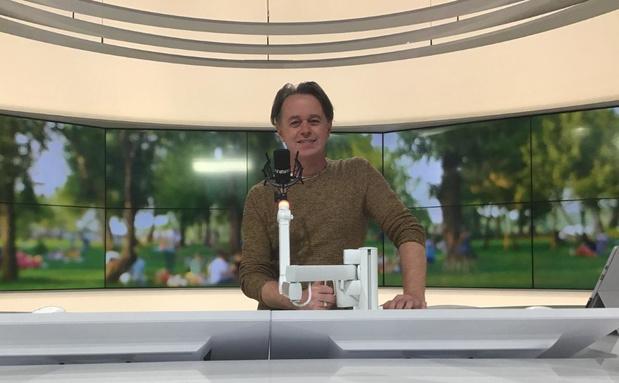'Vlaamse-Nederlander' Rudy Meyns - vroeger VBRO - presenteert nu drie programma's bij MENT TV