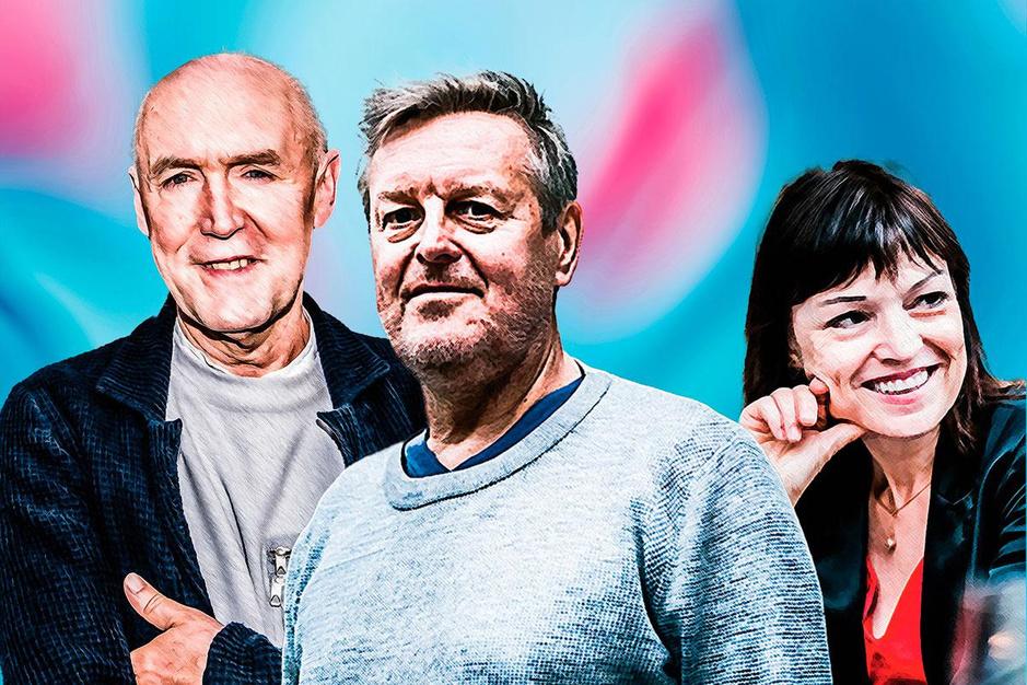 Blijven werken na je 65e: wie heeft een job voor Michel, Frank en Linda?