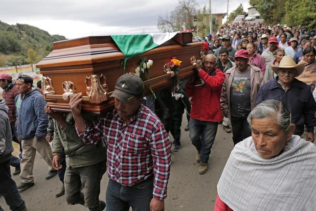 Recordaantal milieuactivisten in 2020 vermoord