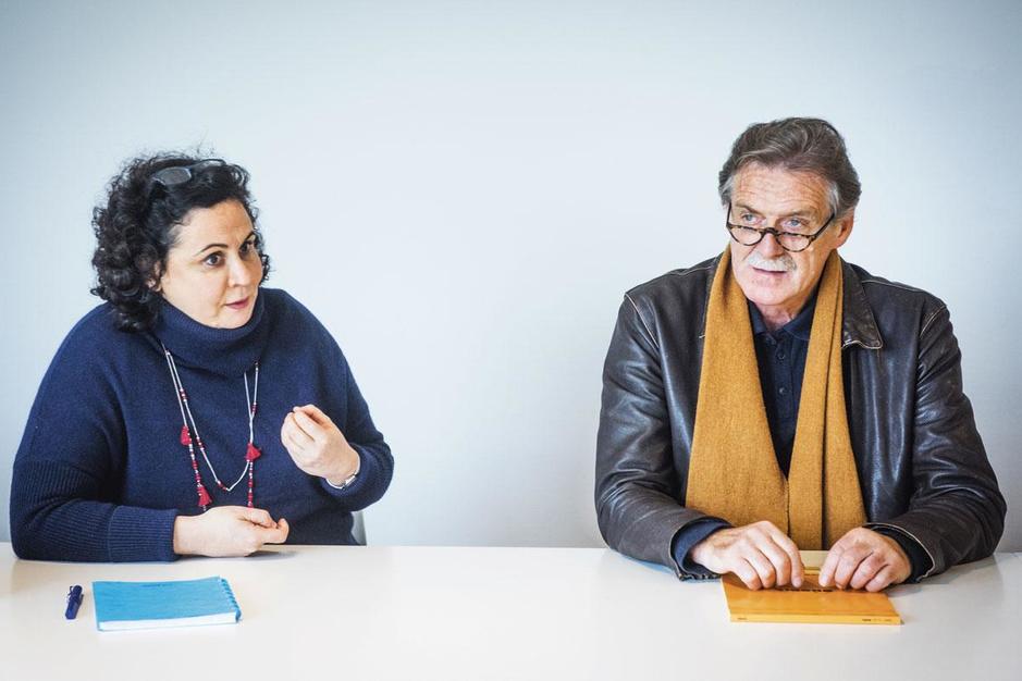 Ariane Bazan en Wim Distelmans: 'Misschien komt er toch nog iets goeds uit het verschrikkelijke euthanasieproces'