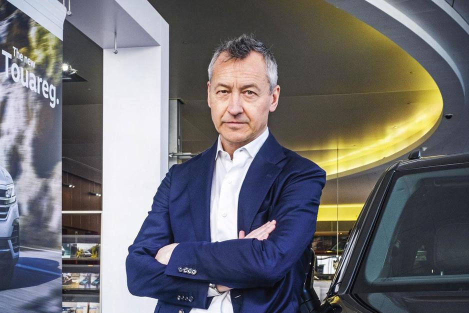Francis Deprez (CEO D'Ieteren): 'Ik zeg niet dat het coronavirus een koopkans creëert'