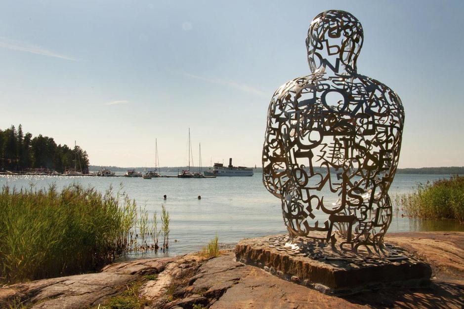 Röndje Zweden: met de fiets eilandhoppen vanuit Stockholm