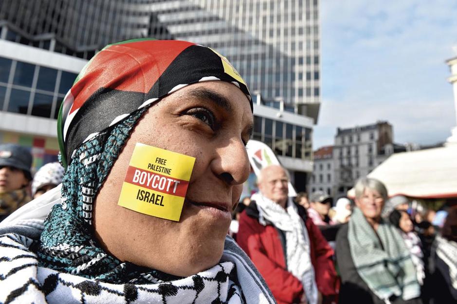 11.11.11: 'Israëlische desinformatiecampagne in Europa moet stoppen'