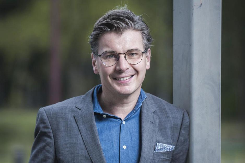 Professor Hans Verboven: 'Meer bereiken met minder, dat is duurzaamheid'