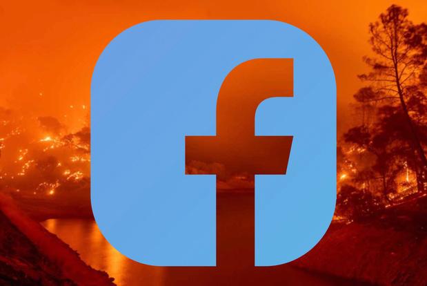 Facebook a permis aux climato-sceptiques d'atteindre huit millions d'utilisateurs