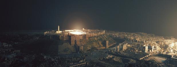 Immersion au coeur du patrimoine menacé de la ville d'Alep