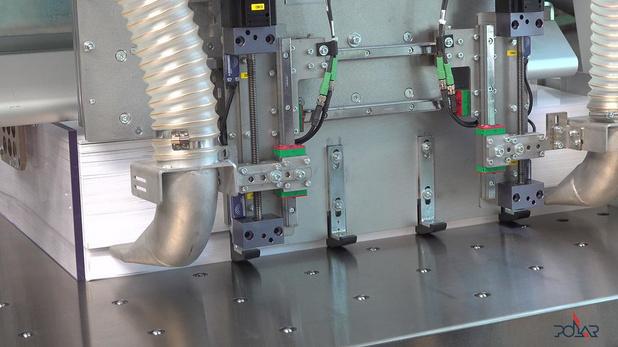 Préparation automatique des piles avec Polar AirGo Jog