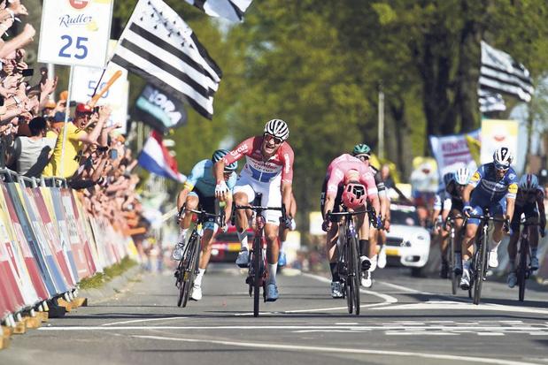 Hoe de zege van Mathieu van der Poel in de Amstel Gold Race een hype werd