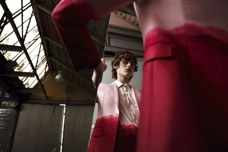 I want to dance again: balletdanser Conor Walmsley in beeld