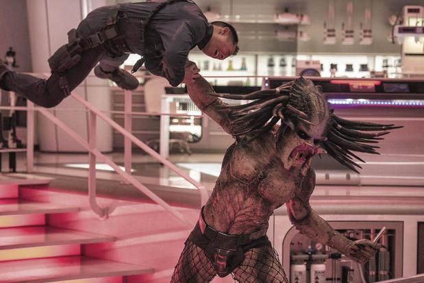 Tv-tip: 'The Predator', een opgefokte remake van de monsterfim uit de jaren tachtig