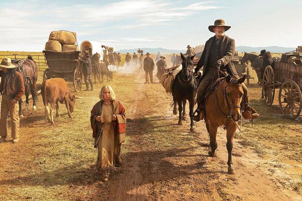 Paul Greengrass ruilt zijn shaky cam in voor de prairie in 'News of the World'