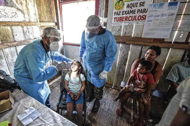 Al 2300 Braziliaanse kinderen gestorven aan covid-19: '400 baby's hebben ziekenhuis nooit verlaten'