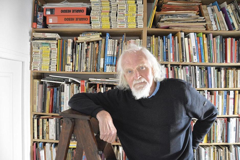 Cartoonist Willem (80) houdt ermee op: 'De politieke correctheid wordt steeds gekker'