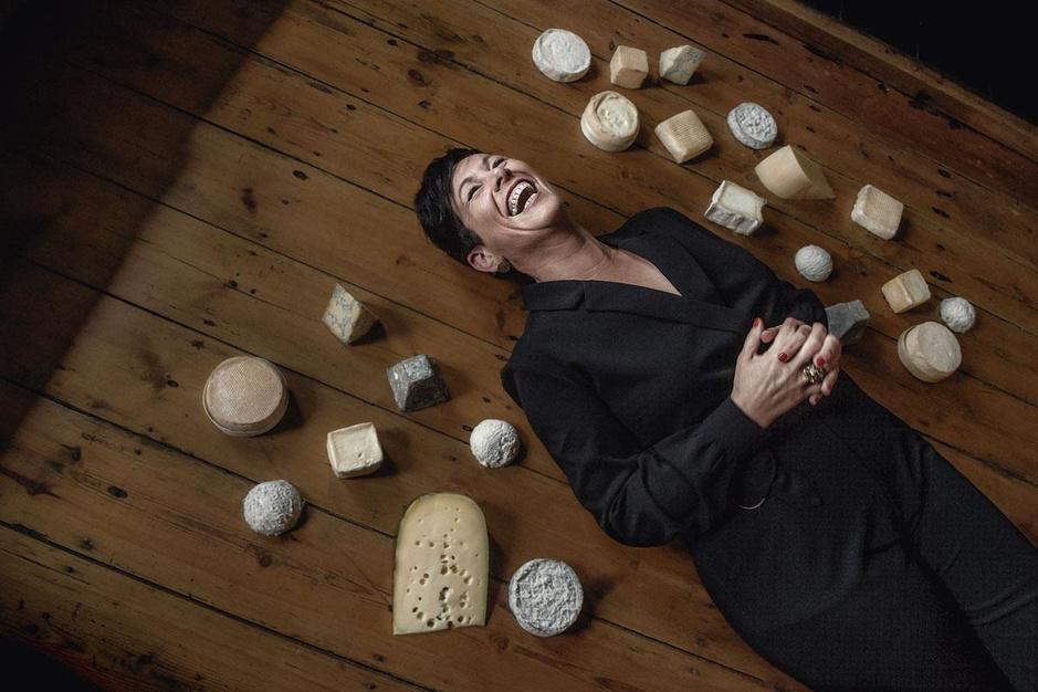 Kaasmeester Ann Keymeulen: 'Dé regel om kaas te combineren is bier, bier, bier en bier'