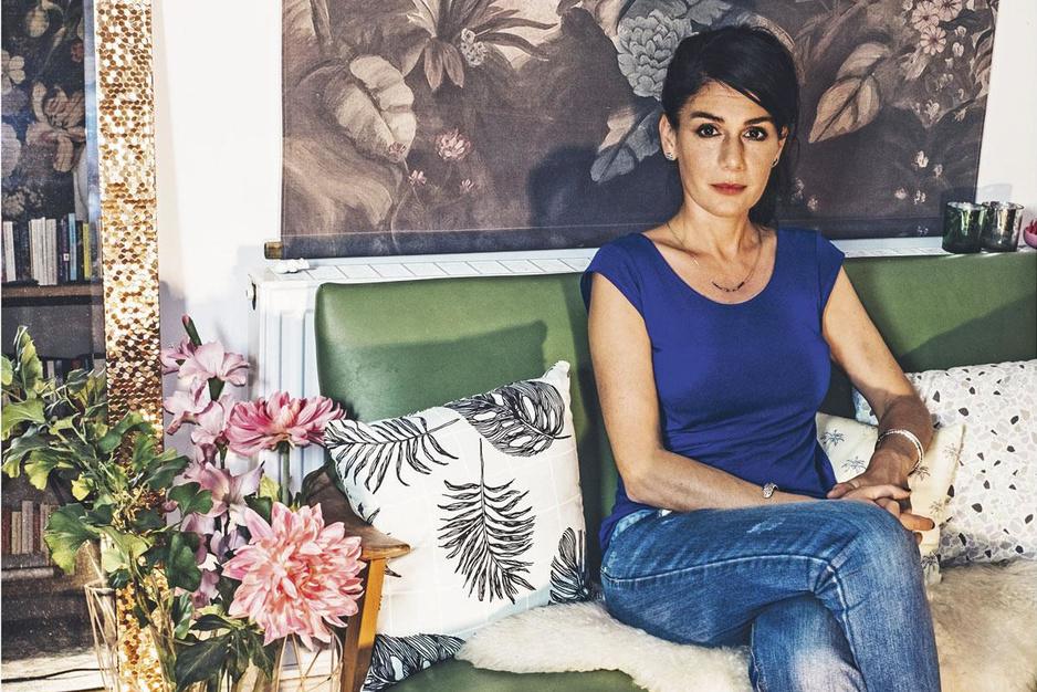 VRT-nieuwsanker Fatma Taspinar: 'Ik blijf het liefst in mijn veilige cocon'