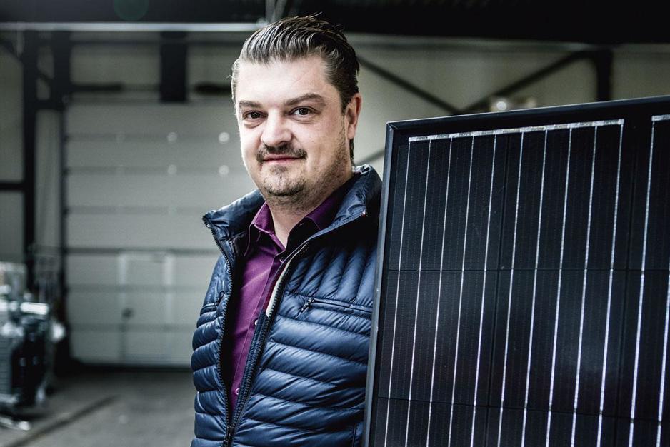 Limburgse Ambassadeur 'middelgrote bedrijven' Opteco:  'Zonnepanelen blijven interessant'