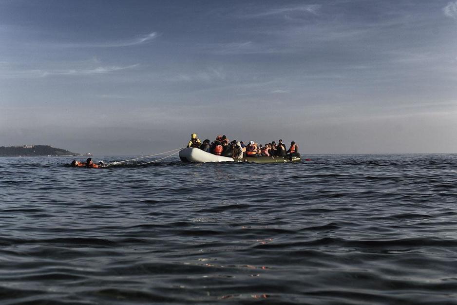 'Vijf jaar hier': wat Phara de Aguirre leerde van de bootvluchtelingen
